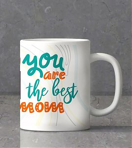 Best mom personalized mug