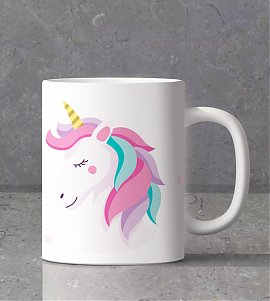 Baby Unicorn personalized mug