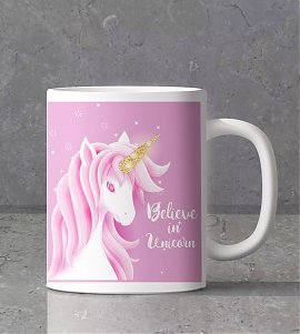 Kids Unicorn Personalized Mug