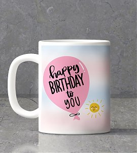 Perfect Birthday Personalized Mug
