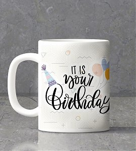 Being Classy Birthday Personalized Mug