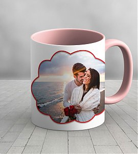 Shades of love personalized mug