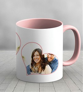 Love personalized mug
