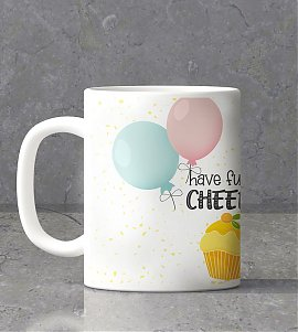 Cheers Personalized Mug
