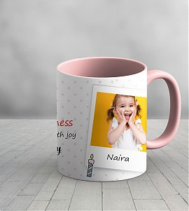 Birthday wibes Personalized Mug