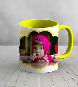 Sister love personalized mug