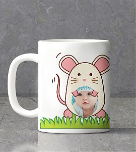 Jungle theme  personalized mug