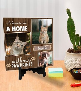 Pet love personalized Tiles