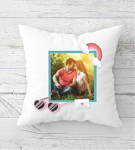 Romantic Couple Cushion