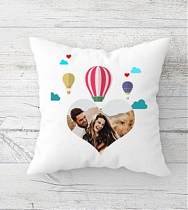 Lovely Couple Cushion