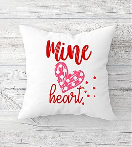 Mine Heart  Cushion