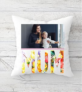 Mom Personalized Cushion
