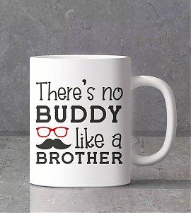 Buddy  Like a brother personalized mug