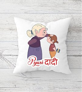 Cushion  for Pyari dadi