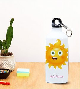 Sunshine Personalized  sipper Bottle