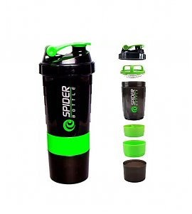 Spider Smart Protein Shaker Bottle for gym 500 ml
