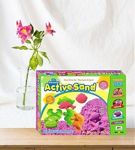 Active Sand Sea Creature