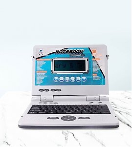 Kids Educational Laptop - Grey