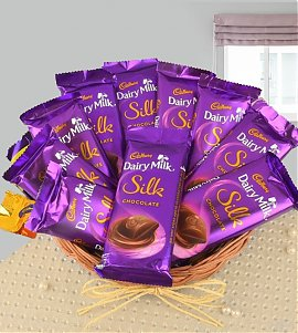 Overflow Sweetness  Basket