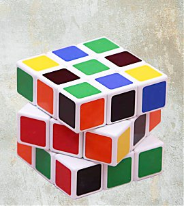 Fun Cubic Square Game