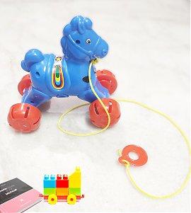 Kids Pulling Toy