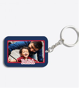 Personalised Keychain for Papa