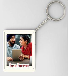 Personalised Keychain for Love