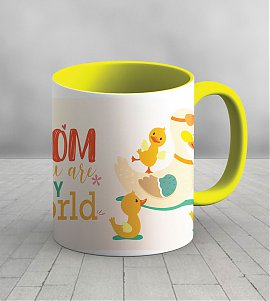 Personalized mug for Mom