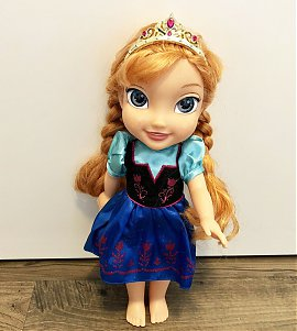Frozen Doll  Anna