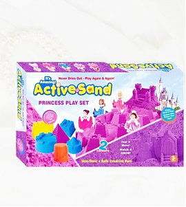 Ekta Active Sand Princess Play Set