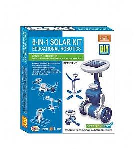 Ekta 6 in 1 Solar Kit Robotics Series - 2 DIY Kit