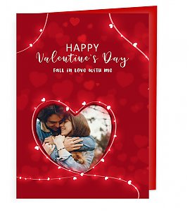 Valentine Greeting Card