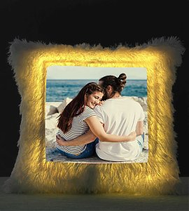 Love Memories Personalized LED Cushion LED Cushion