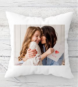 Personalised mom cushion