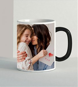 Personalized Magic Mug for Mom