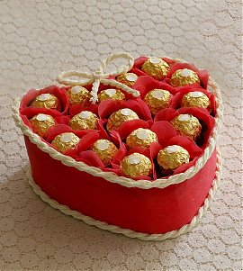Love Ferrero Rocher Chocolates