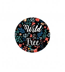 Wild and Free PopSockets Grip