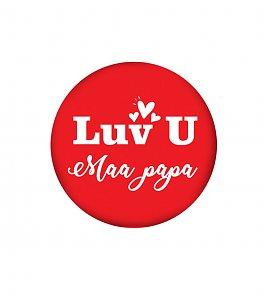 Love You Maa Papa  PopSockets Grip