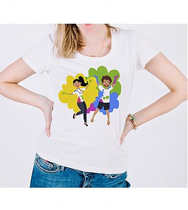 Enjoy Happy Holi T-shirts
