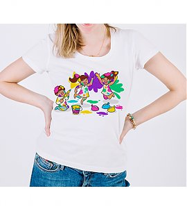Group Play  Holi Festival T-shirts