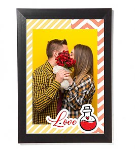 Personalized A3 Love photoframe
