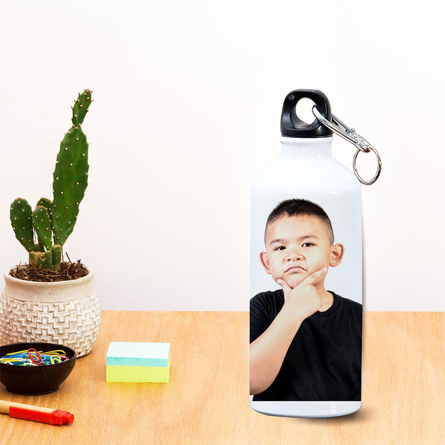 personalized Sipper Bottle