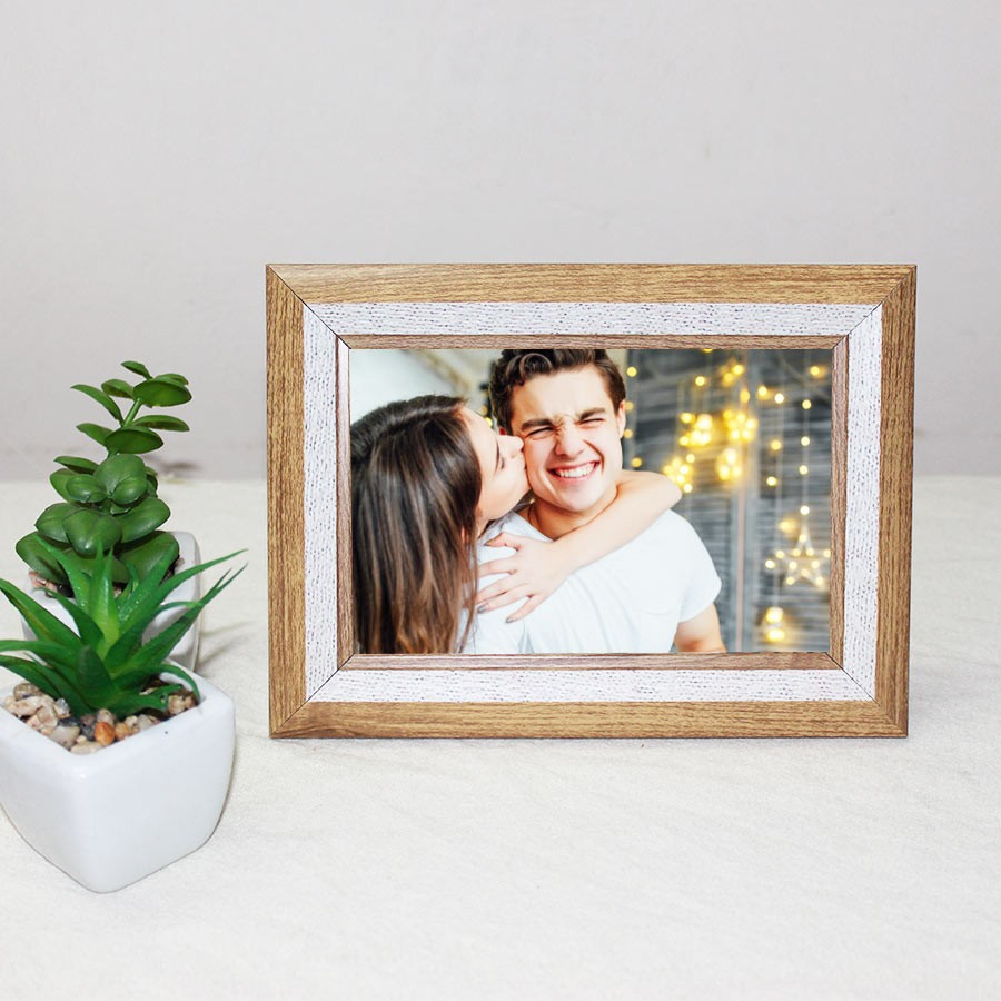 Personalised Photo Frame 6x4