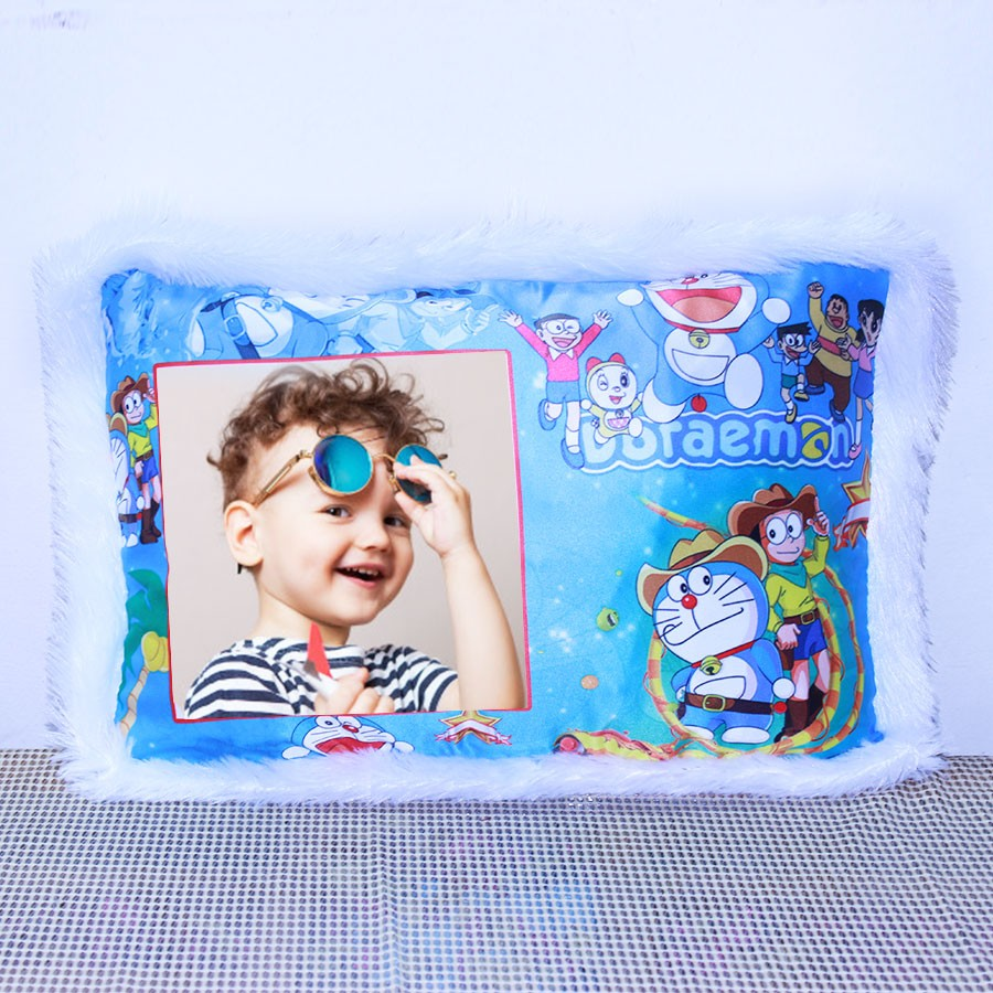 Personalized Doraemon Cushion