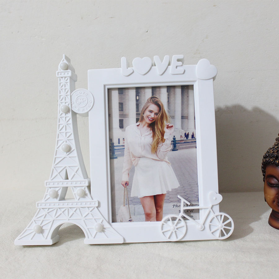 Love of Paris Led Photoframe (4x6) with Photo