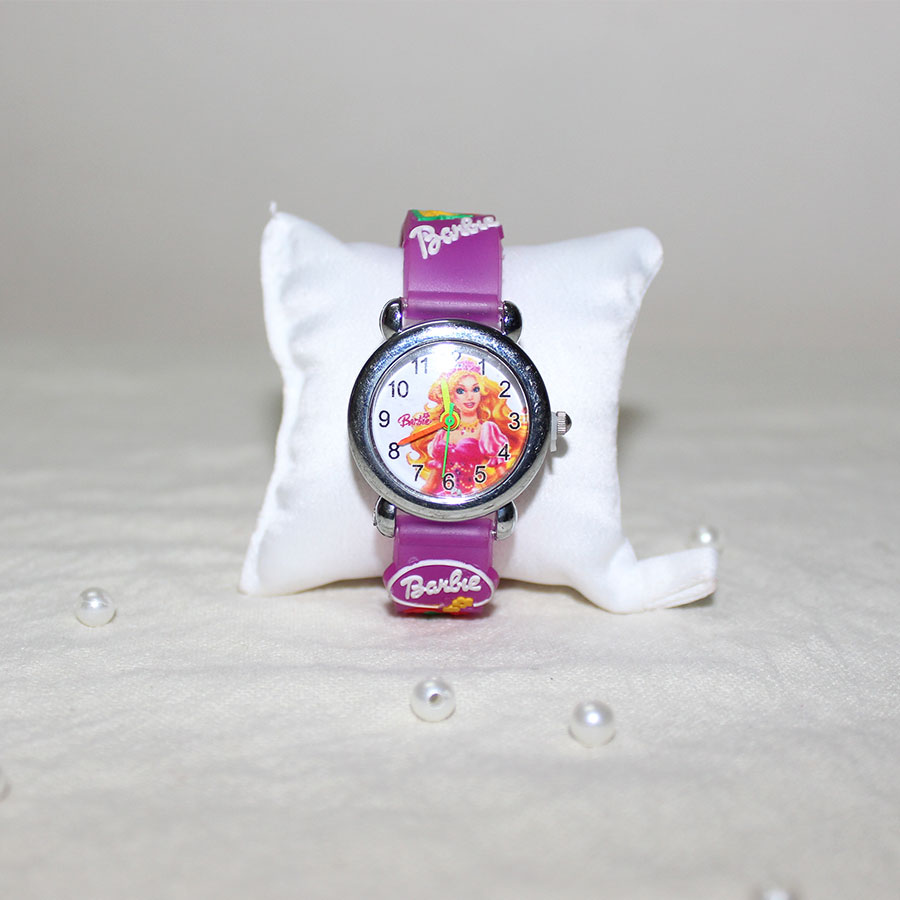 Barbie Hand Watch for kids