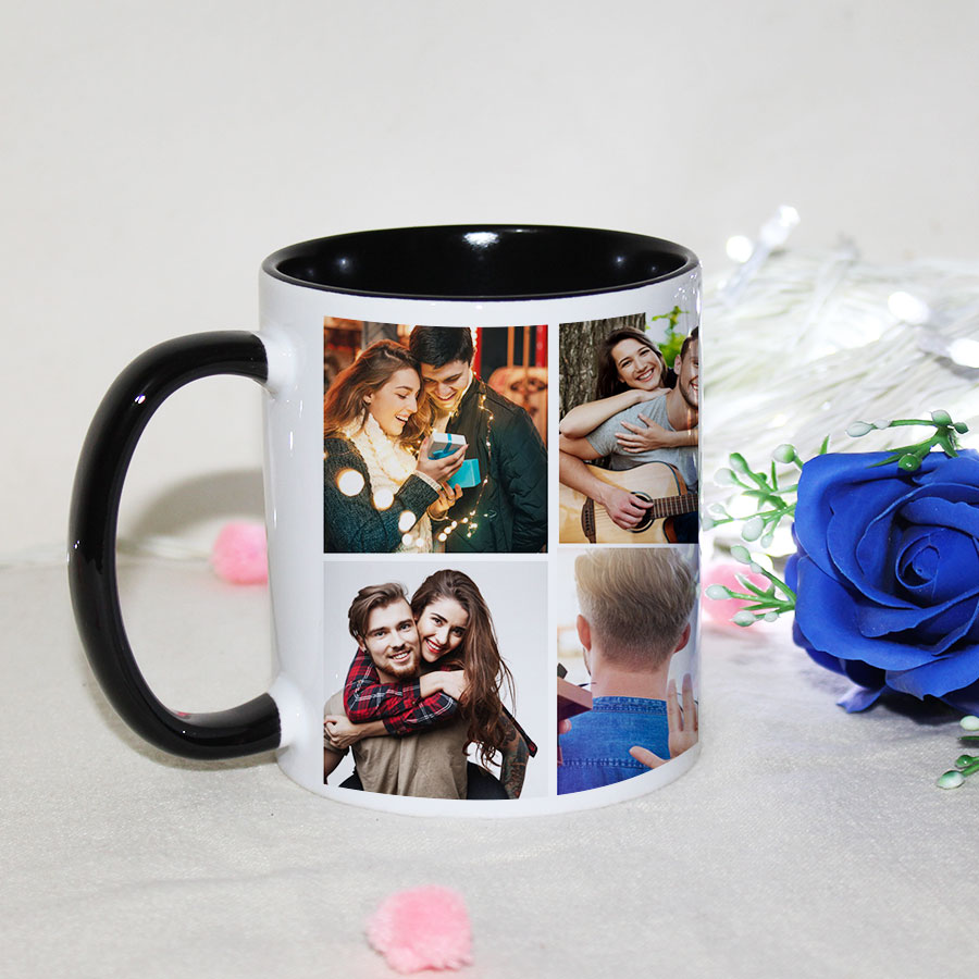 Collage makeing Personalised Mug