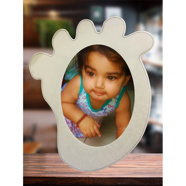 New Baby Paw Personalized  PhotoFrame